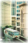The Seattle monorail, one of the world's first - ACV development Links999.