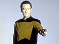 Lt. Comm. Data - Star Trek: the Next Generation.